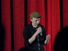 Regisseur Dietrich #Brüggemann bei der Premiere seiner Nazi-Komödie HEIL am 15.7.2015 im Hamburger ABATON Kino. Leider trifft dieser Film so ganz und gar nicht meinen Geschmack.