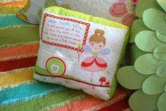 Toothfairy Pillow!!