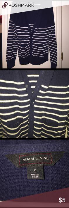 Adam Levine cardigan MEN'S small. Like new! Adam Levine Sweaters Cardigans