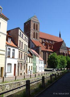 Wismar / Mecklenburg-Vorpommern / Germany / Kirche St. Nikolai
