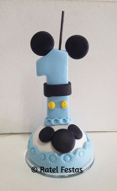 Vela Biscuit 11 96098-0980 Whatsapp  TEMA Mickey Baby  FAZEMOS TODOS OS TEMAS !!!