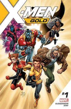 X-men Marvel's