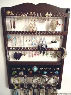 Jewelry Holder, Ring Holder,