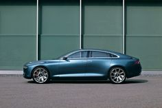 Volvo Concept You Revealed. Scandinavian Luxury with Smart Pad Technology in a Sleek Sedan.
