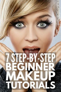 7 Jaclyn Hill Makeup Tutorials for Beginners | If you're looking for step-by-step Jaclyn Hill palette looks and makeup tutorials, we've rounded up 7 of our favorite beginner makeup tutorials. From natural pinks to bold reds, glitter and glam to a gorgeous purple smokey eye, we're sharing Jaclyn's favorite makeup products (hello, Morphe!) and beauty tips. #jaclynhill #makeup #makeuptips #makeuphowto #makeuphacks #beautyhacks #learnmakeup