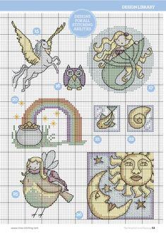 (1) Gallery.ru / Фото #50 - The world of cross stitching 241 - tymannost