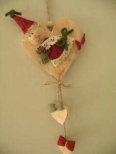 decorazione natalizia - cuore