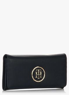 Buy Tommy Hilfiger Joyce Navy Blue Wallet for Women Online India, Best Prices, Reviews | TO348BG39YFSINDFAS