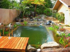 Rainwater Harvesting | Pond Trade Image Gallery