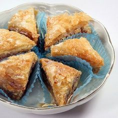 Recept baklava