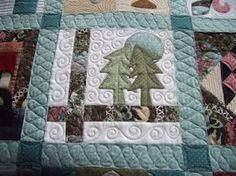 Sew-n-Sew Quilting: Western WA Shop Hop quilt 2008