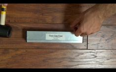 Fix Gaps In Your Laminate Floors Fast And Easy - Floor Gap Fixer Instruc...