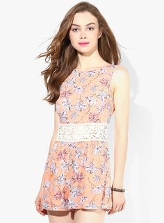 Buy Miss Selfridge Multicoloured Printed Jumpsuit online in India at best price.alk with a spring in your step as you don this multicloured playsuit from Miss Selfridge. Western Wear For Women, Lakme Fashion Week, Printed Jumpsuit, Playsuit, Miss Selfridge, Two Piece Skirt Set, Rompers, Womens Fashion, Jumpsuits