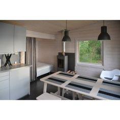 Sauna Kuikka - Oleskelutilaa Saunas, Home, Ad Home, Steam Room, Homes, Haus, Houses