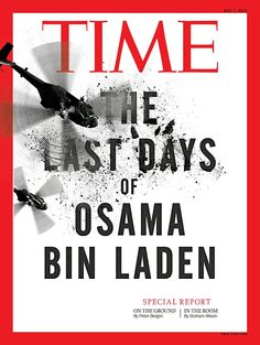 Time y Bin Laden