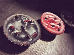 """Devils's Cake"" #aromatherapy scented witchcraft set of three candles with unique and rare fragrance.  Black ones: strong note of dried clove blended with cinnamon and red h... #etst #boho #bohemian #gypsy #dreamcatcher #decor"
