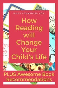The Importance of Reading to Your Baby or Toddler | Why reading to your child will help them succeed in school and life. PLUS AWESOME BOOK RECOMMENDATIONS YOUR KIDS WILL LOVE!