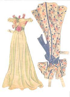 Miss Missy Paper Dolls: July 2013