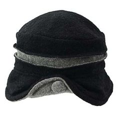 Lainy Hat in Black/Grey, $54.99, from Asian Eye