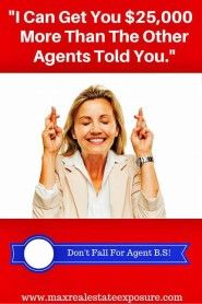 Real Estate Agent Lies About Home Value