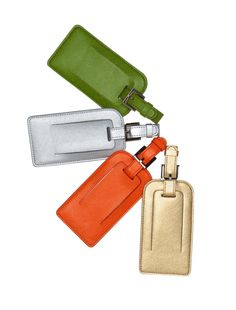 Tag It! Keep Your Bags In Check With A Bright New Luggage Tag