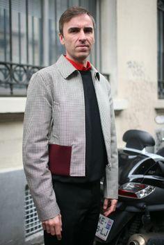 Raf Simons [Photo by Kuba Dabrowski]