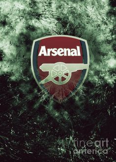 Arsenal Football, Arsenal Fc, Arsenal Wallpapers, Fabric Paint Shirt, Arsenal Ladies, Premier League, Badges, United Kingdom, Soccer