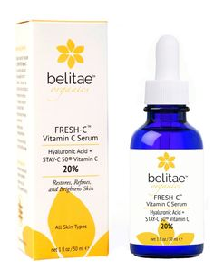 Belitae Organics Fresh C Vitamin C Serum - 3/4 Full $10 Shipped