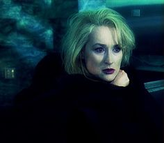 Meryl Streep - Death becomes her