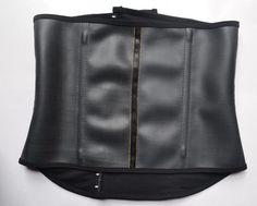 Hot Shapers Fajas Latex Waist Cincher Body Shapers Waist Corset Latex Trainer Corset Latex Trimmer Belts Bustiers Slimmer Belts