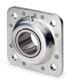 Four-bolt #FlangeMountBearing have four mounting holes, loacated radially around the bearing axis.https://goo.gl/FIaANH