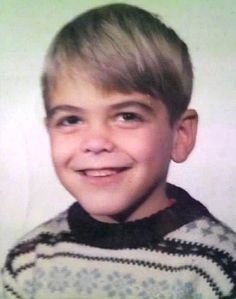 George Clooney childhood photo  http://celebrity-childhood-photos.tumblr.com/