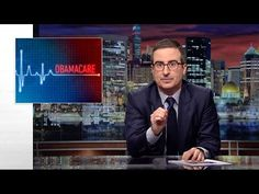 John Oliver gives Pros/Cons on ACA...slams Republicans. Feb 26, 2017. Last Week Tonight with John Oliver