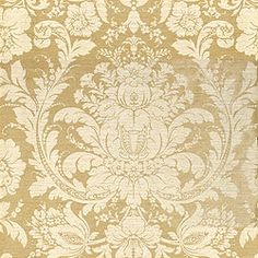 Mumford #wallpaper in #metallic from the Damask Resource collection. #Thibaut