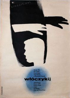 Accattone (Pier Paolo Pasolini, Polish design by Andrzej Onegin Dabrowski Polish Movie Posters, Film Posters, Talk To The Hand, Graphic Design Illustration, Book Covers, Poland, Heaven, Poster, Movie Posters