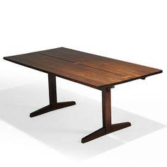 GEORGE NAKASHIMA STUDIOS Trestle Dining Table New Hope PA