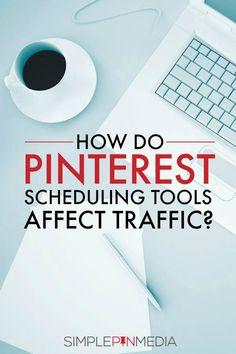 How do Pinterest sch