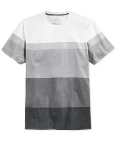 American Rag Men's Broad Stripe T-Shirt, Only at Macy's - T-Shirts - Men - Macy's