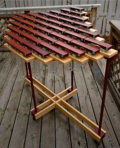 Diamond Marimba (Side) Interesting