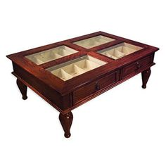 Coffee Table Cigar Humidor