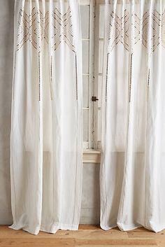 Linear Sequin Curtain