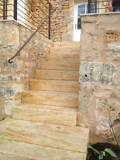 Escaliers en pierre   sarl Lafaure
