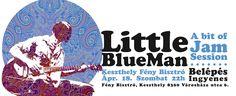 Little BlueMan concert, banner jam session My Works, Banner, Concert, Music, Banner Stands, Musica, Musik, Concerts, Muziek