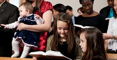 Chances are, you know at least one family in your ward where one of the parents is not a member or active member of the Church. Find out how you can better support these families in your ward. Worship Service, Book Themes, Faith In God, Christian Life, Sunday School, Teaching Kids, Parents, Take That, Young Children