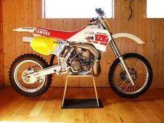 88 YZM500 works bike