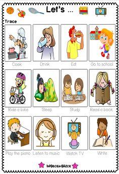 UNIT-4 (FEELINGS) - Bilgeceingilizce Preschool Curriculum, Kids Learning Activities, Home Learning, Kindergarten, Art Worksheets, Free Printable Worksheets, Worksheets For Kids, English Textbook, Emotions Preschool
