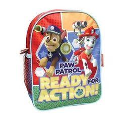 Mochila Mediana de Patrulla Canina - Paw Patrol