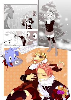 Nalu (Fairy Tail) I don't ship Fairy Tail Love, Fairy Tail Manga, Lucy Fairy, Fairy Tail Family, Fairy Tail Natsu And Lucy, Fairy Tale Anime, Fairy Tail Couples, Fairy Tail Ships, Fairy Tales