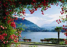 En el norte de #Italia hay tres lagos que te van a asombrar: Maggiore, Como y Garda. Además, aprovecha para visitar la populosa #Milan , la romántica #Verona  -cuna de Romeo y Julieta- o la incomparable #Venecia