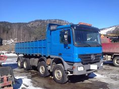 Baurent sells Mercedes Benz Actros 4454 Tilting Second Hand. Manufacture year: 2006. Original Paint. Mileage: 176200 km. Excellent running condition. Ask us for price Reference Number: AC739. Baurent Romania.